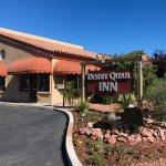Front of Desert Quail Inn