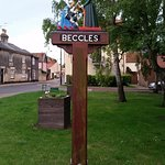 Beautiful town of Beccles