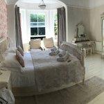 Quaint, roomy bedroom