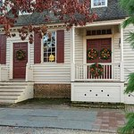 Colonial Houses-Colonial Williamsburg Photo