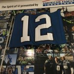 Pic of the 12th Man Flag