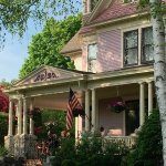 Large Porches for Guest Enjoyment and Relaxation