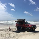 Miles and miles of gorgeous beach, all driveable.  Perfect chance to get some solitude.