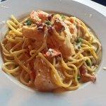Seafood Rigatoni