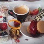 """Un café ......"""" très gourmand"""" maison"""