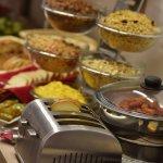 Breakfast room - buffet