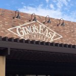 Gino's arrives in the desert (finally!).