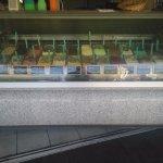 La vitrine des glaces