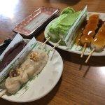 Yokocho Tofu Shop Mogamigawa Sembon Dango