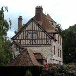 Harmonie château jardin