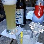 lekkere koele drankjes op een warme dag