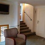 Bird Suite Sitting Area, Steps to Bedroom