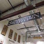 Superstition coffee