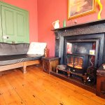 Kenmare Failte Hostel's sitting room