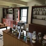 Medicines used by the apothecary who was also the doctor