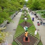 Royal Botanical Gardens, Hamilton featuring Lego exhibit