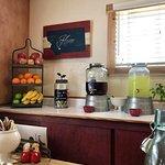 Cute kitchen decor