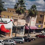 Street view of The Prelude in Downtown Harlingen