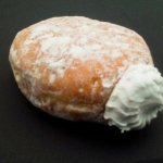 Puffy Cream Donuts