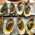 Broiled Oysters - Two Types