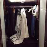 Well equipped closet