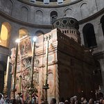 Church of the Holy Sepulchre - Tomb of Christ