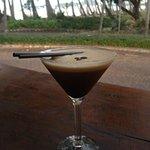 Espresso Martini...with view