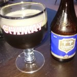 Chimay Blue - excellent
