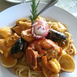 Seafood Capri $36.99 (nothing special)