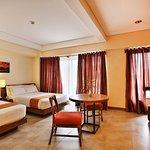 Junior Suite (34.8 square meters)