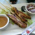 Chicken Satay $9.95