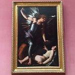 Sacred Love Versus Profane Love (1602–03) by Giovanni Baglione.