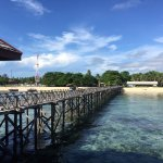 Photo de Borneo Divers Mabul Island Resort