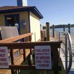 Live Oac Dock