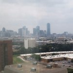 Hilton Anatole View of Downtown Dallas, 19th Floor