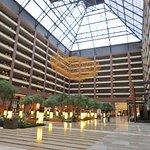 Hilton Anatole Atrium