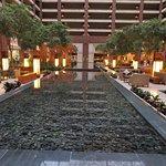 Reflection Pools at Hilton Anatole Atrium