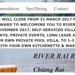 Coming soon - River Rai Residences