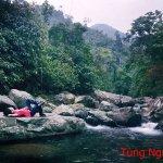 Cua Tu Waterfall