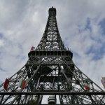 Eiffelturm in Minimundus
