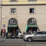 Tabacchi store to buy public bus ticket