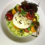 De vrais produits d'une saveur toute provençale...bravo Pour Le Chef Yann