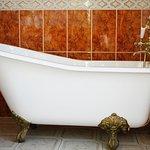 slipper bath ,Yew Room