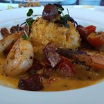 Shrimp and grits!