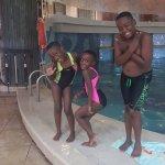 Foto de Blue Waters Hotel