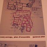 Plan of Quartier Mu in the information cemtre