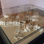Model reconstruction of the palace