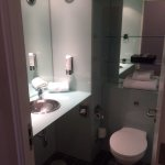 Double bedroom and ensuite bathroom