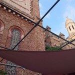 Superbe vue sur la basilique Notre-Dame de la Victoire