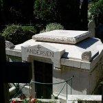 Tomba dello scultore Hendrik Andersen